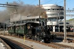 """Tigerli"" im Bahnhof Luzern <br class=""clear""/> 20. September 2018"